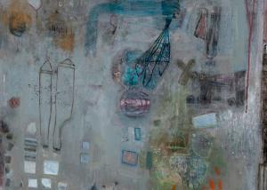 Jan Moerbeek - Olieverf schilderij - Kunstwerk