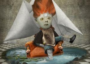 Maeve Rutten - Digital Art Giclee - Kunstwerk
