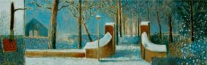 Harrie Frijns - Acryl - Kunstwerk