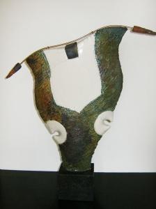 Lei Hannen - Keramiek - Kunstwerk