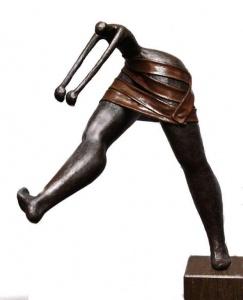 Marga Bles - Brons - Kunstwerk