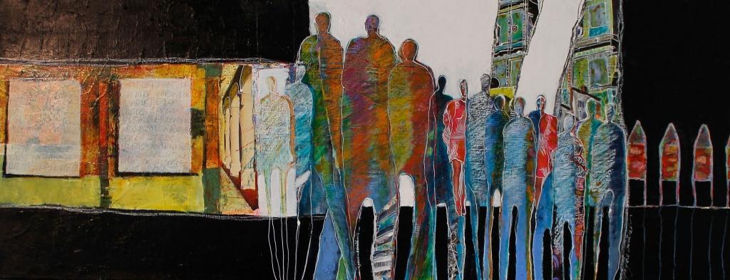 Top Kunstwerken van Kunstenaar : Marjolijn van Ginkel | Galerie  &MD01