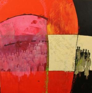 Marjolijn van Ginkel - Kunstwerk