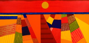 Ronald Boonacker - Zeefdruk - Kunstwerk