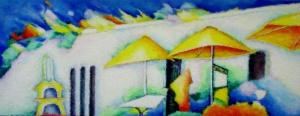 Saskia Bremer - Acryl schilderij - Kunstwerk