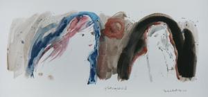 Theo van de Horst - Aquarel - Kunstwerk