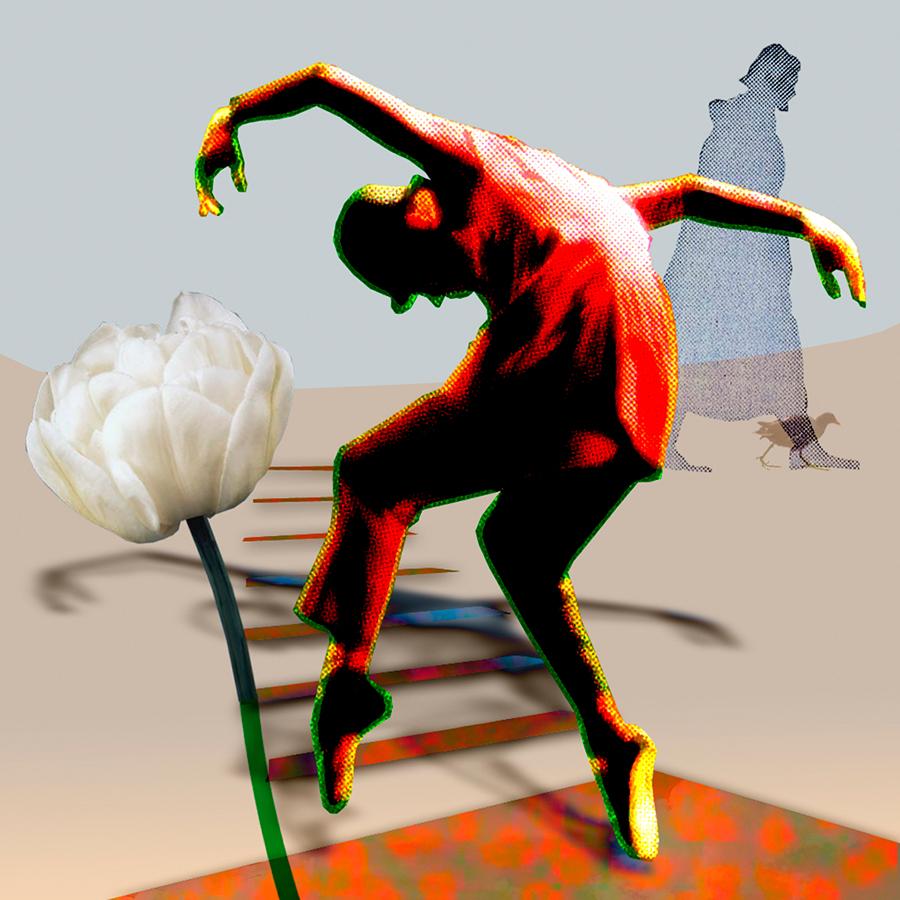 Louisette van Donkelaar - Giclee - Kunstwerk