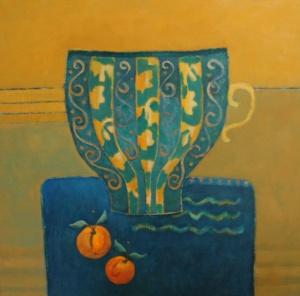 olieverf schilderij van lita van engelenhoven