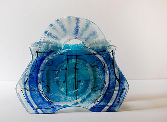 Katarzyna Karbownik - Glas Object - Kunstwerk