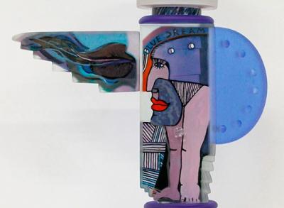 Patrycja Dubiel - Glas Object - Kunstwerk